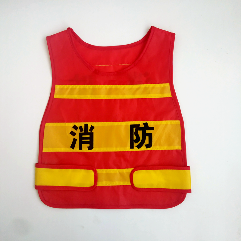 。 Children firefighter Sam toy full set of equipment kindergarten role-playing props fire performance clothing horse