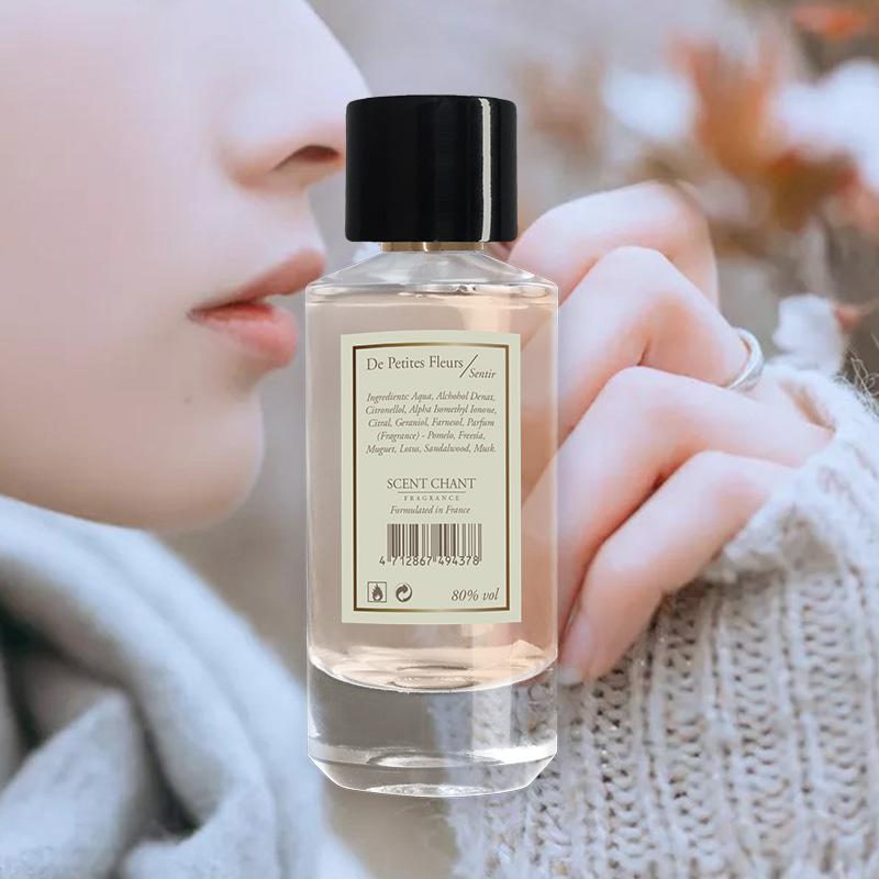 斩男香·SCENTCHANT宣香一朵小花小苍兰女士淡香水持久 礼物