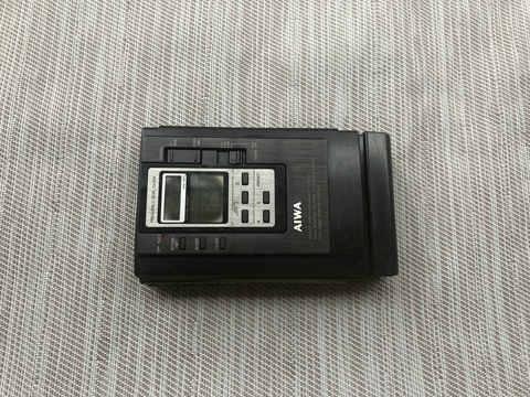高档爱华磁带机hs-jx303问题机