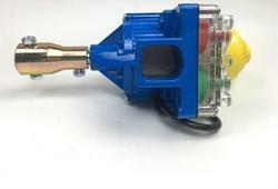 新款电动卷膜器大棚卷膜机自动通风系统养殖场卷帘机大棚配件