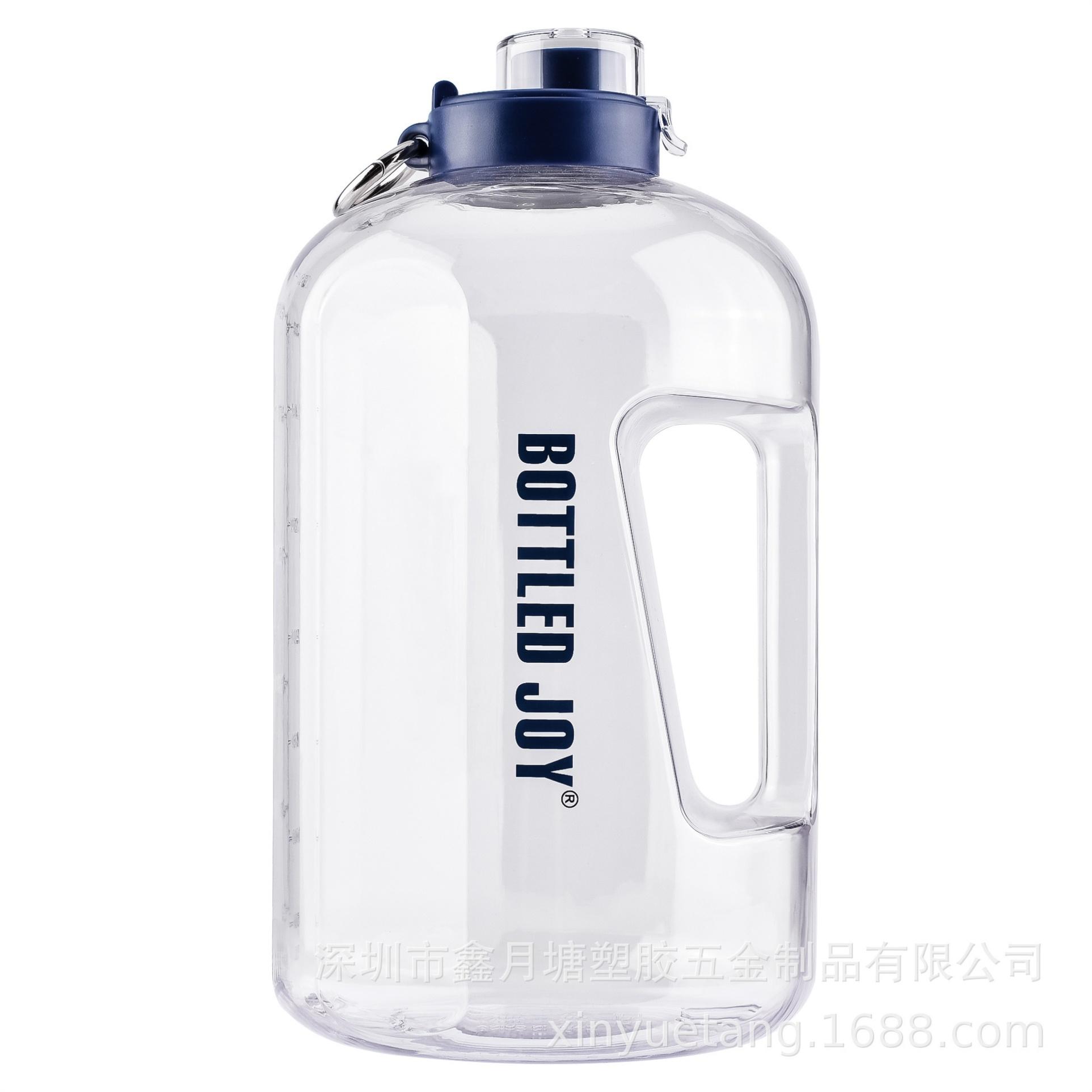 运动水壶健身大容量水杯2.5升大号3升运动水桶户外便携水瓶淘宝优惠券