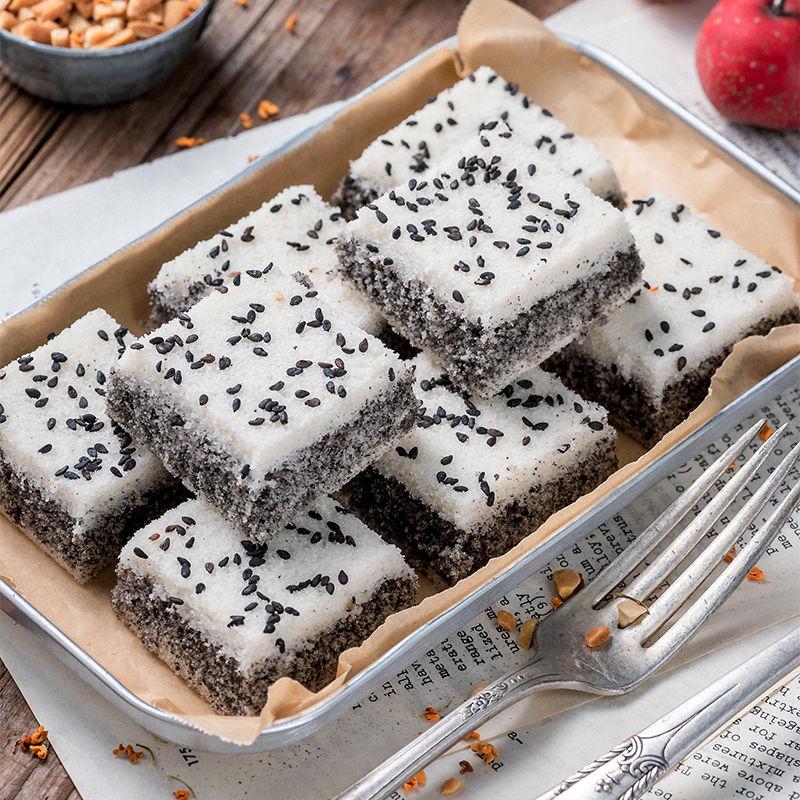 网红同款桂花糕 温州特产传统糕点米糕早餐孕妇零食点心 250g/盒