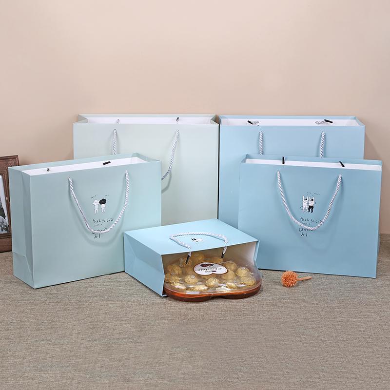 超大礼品袋 卡通大号礼物包装袋子生日回礼袋 儿童节手提袋纸袋子