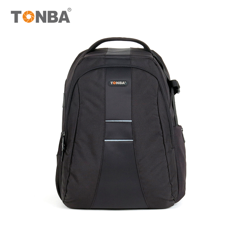 Tongba professional large capacity SLR Double Shoulder Camera Bag anti water splashing multi function anti theft digital camera bag