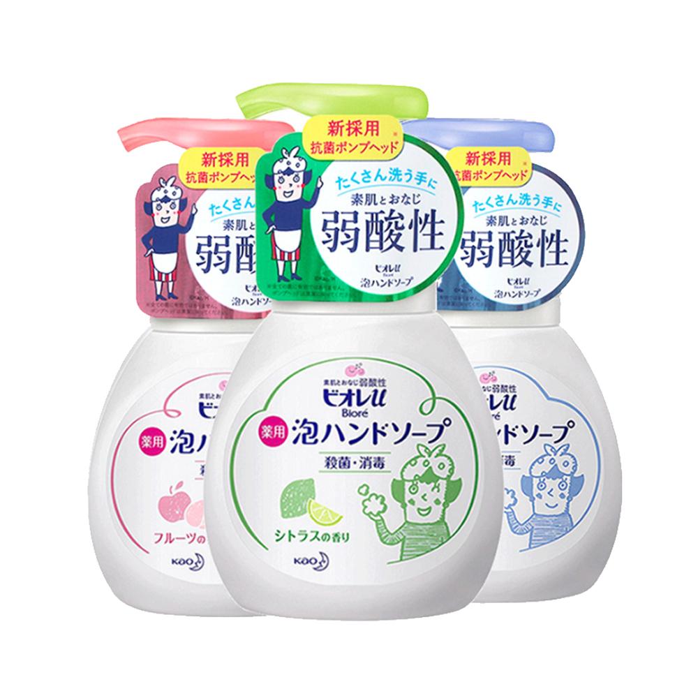花王日本宝宝泡沫250ml*3洗手液好用吗