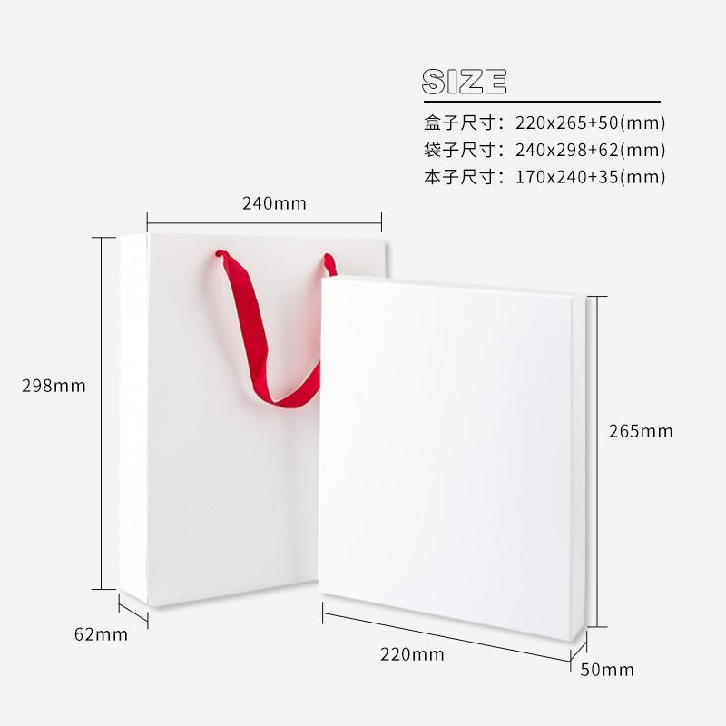 Creative computer loose leaf Notepad company bookkeeping office handwritten notebook portable personalized customization a
