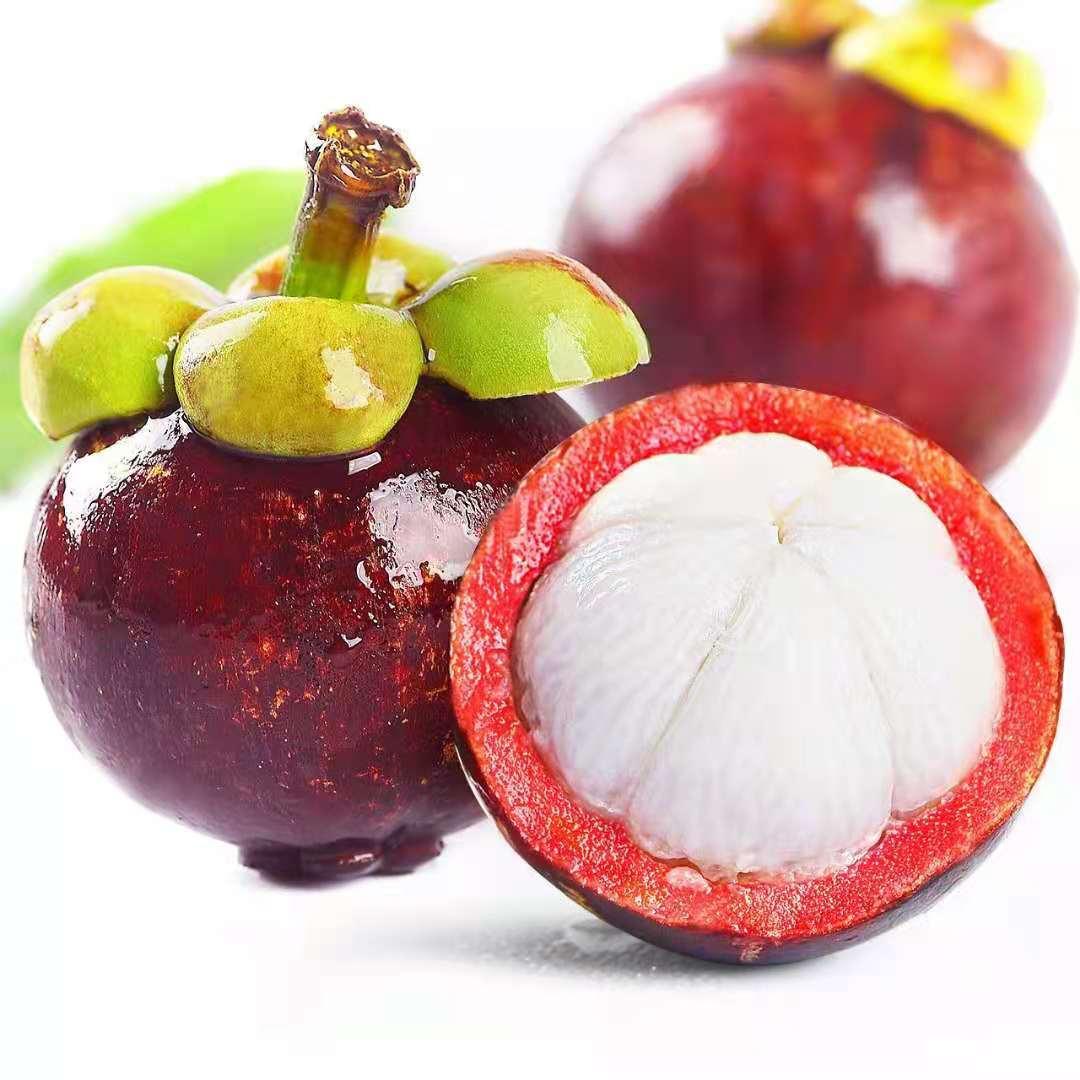 泰国山竹10斤水果5斤一箱市场新鲜 应季水果水果三竹1斤