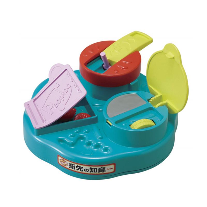 people日本の指先知育子供の指が細かい赤ちゃんは知力を鍛えて開発して鍵を開けるおもちゃを開発します。