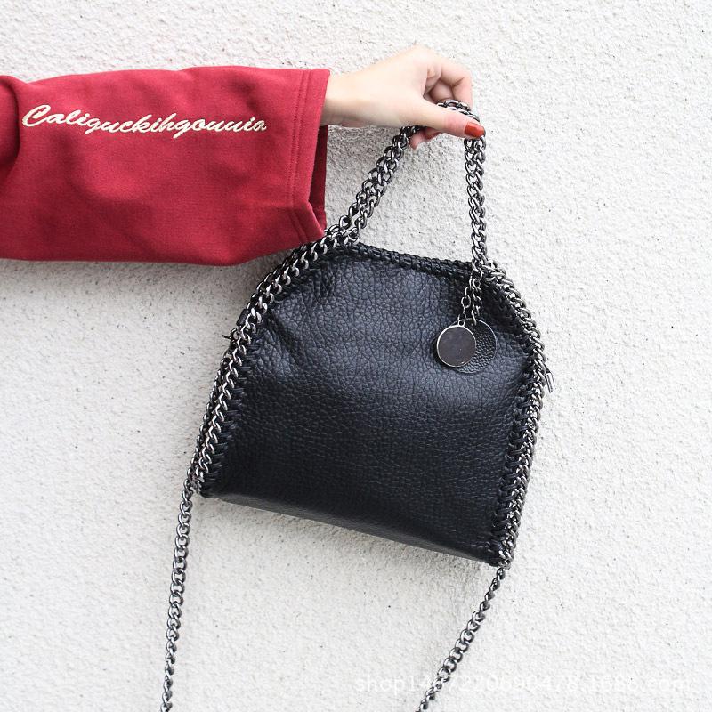 包包女2020新款chic斜挎链条包单肩手提包广州女包