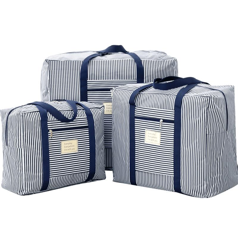 袋收纳棉被搬家被子特防水布装箱大号大行李加厚牛津拉杆旅行行李