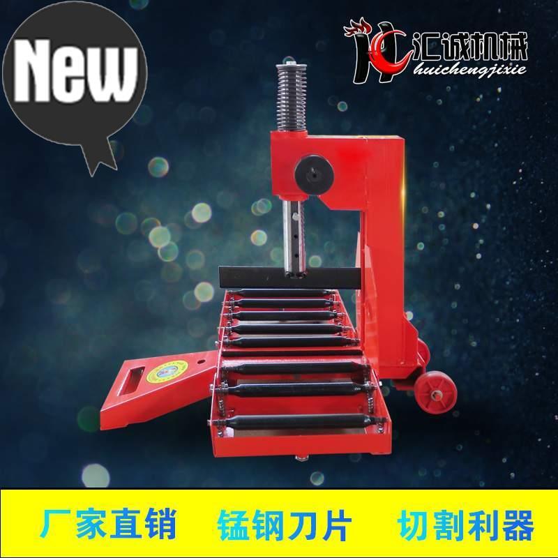 切砖机加气x砖手动切砖机手压切砖机工具切断机截砖机加气块泡沫