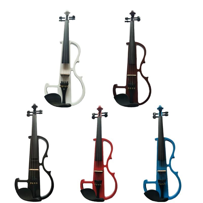。伴奏电小提琴初学者大型蓝牙舞台演出手工