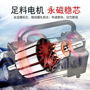 雷傲贝斯迪便携式车载充气泵大功率轮胎多功能打气泵汽车用12V