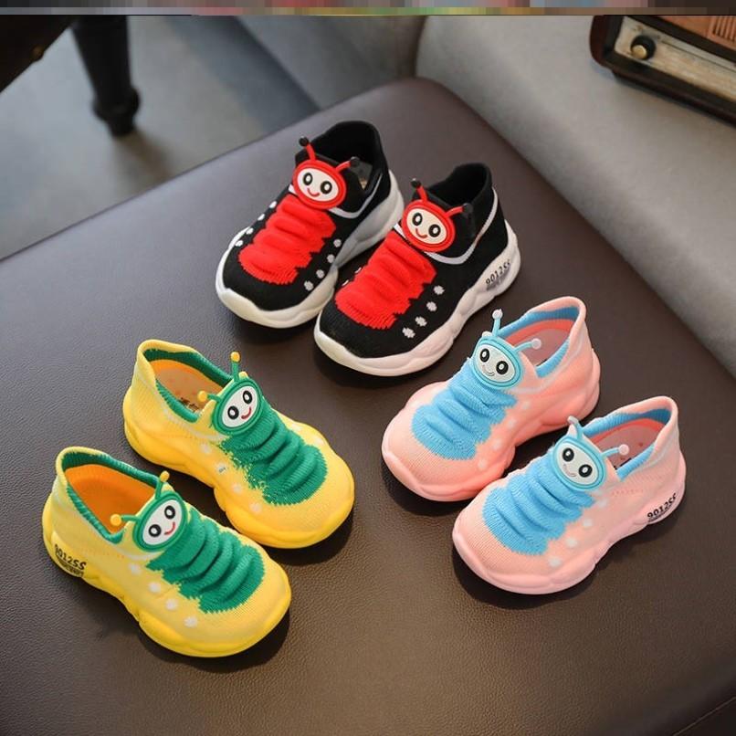 タオバオ仕入れ代行-ibuy99 运动鞋 男童运动鞋2020年春季新款春款潮韩版鞋子网面透气小儿童春秋轻巧