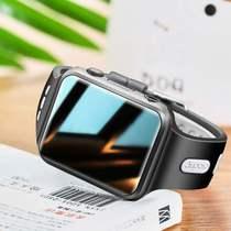 4G大人女可插卡定位高中学生电子表运动手环智能手表男电话多功能