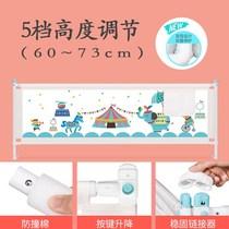 护栏床挡板一面三面套风格宝宝三面围挡婴儿床防摔床上防护防护栏