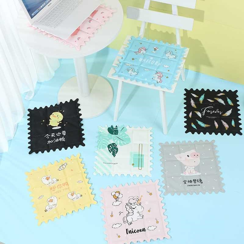 High grade students summer wave ice fairy big ice wave water bag cushion cushion s cushion water filling cooling luxury