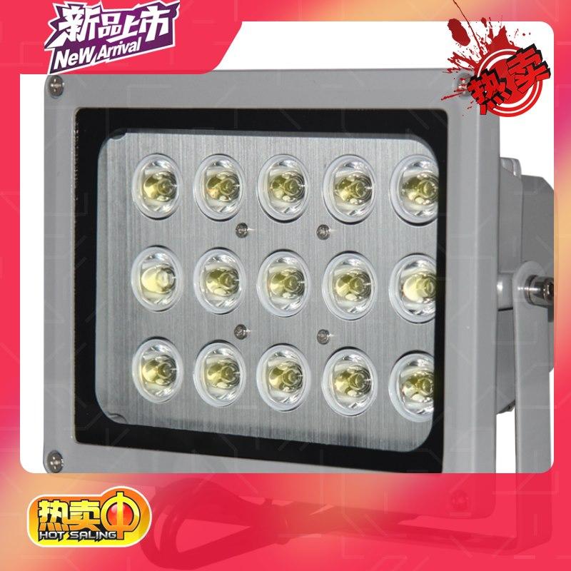 敏宏士LED工业相机视觉白光补光灯机器检测光源条码识别监视