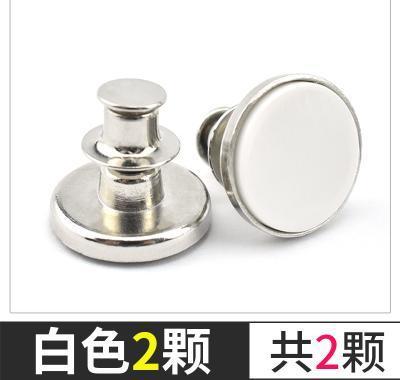 . Breeches press type denim jacket adjustable button convenient small button adjustable waist front button movable button