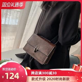 小ck包包女2020新款潮旗舰店官网韩版小众设计链条斜挎包今年流行