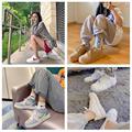 男女鞋2021春季新款运动鞋空军板鞋  高低帮透气休闲鞋