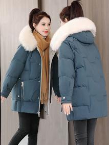 高中冬少女新款棉加厚2020女外套