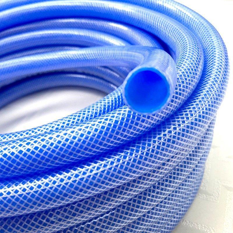 水管海pvc四分管软管龙头用水管子通用蓝水龙花园接水蛇加厚塑料