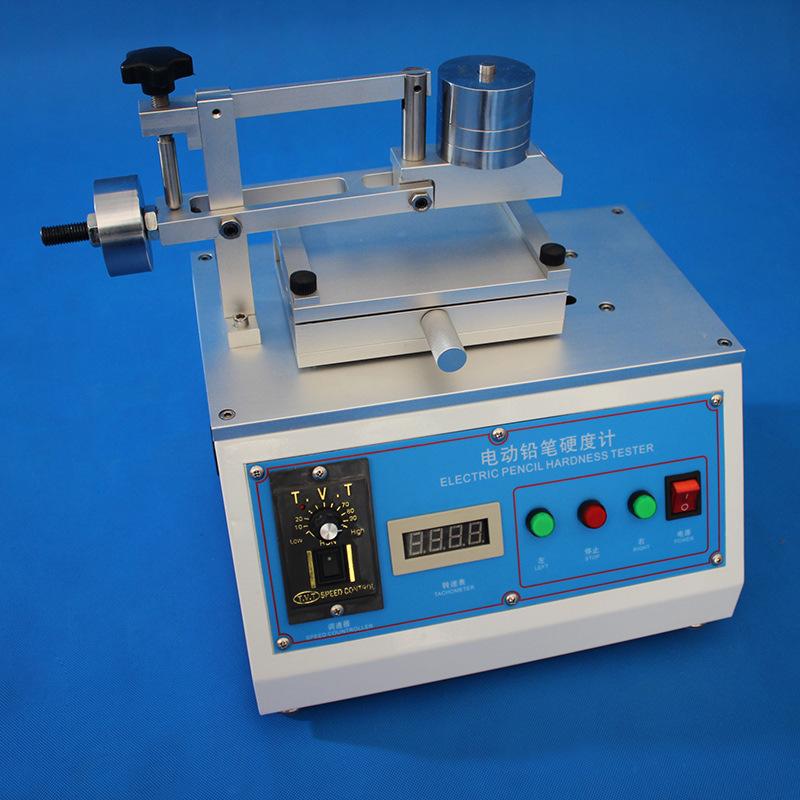 新电动铅笔硬度计油漆表面硬度测试仪电动铅笔硬度测试仪