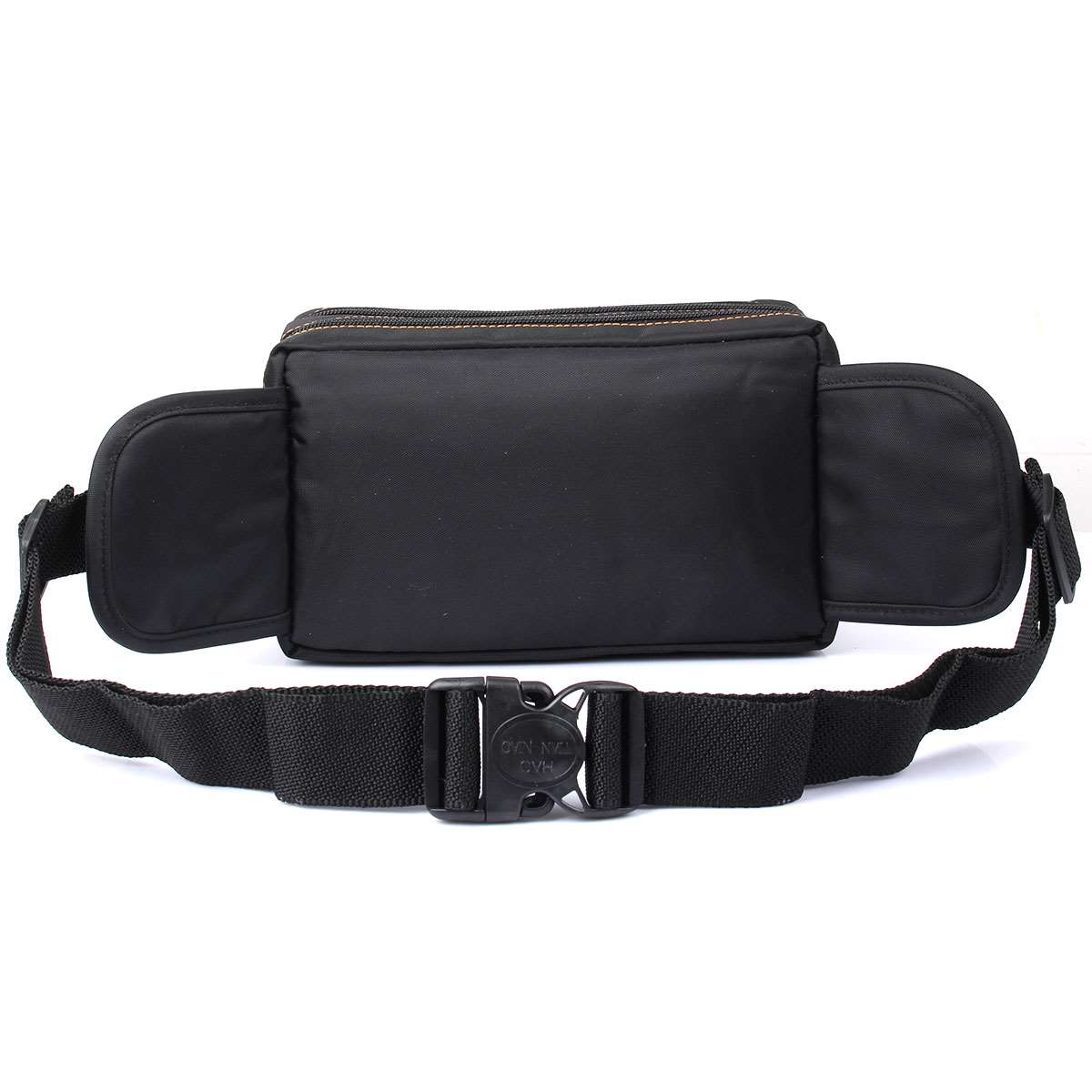 S waist bag mens and womens multi-functional large capacity waterproof canvas mens chest bag outdoor WALLET business bag Crossbody back