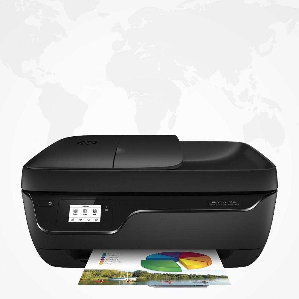 喷墨彩色打印机多功能扫描复印传真一体机手机WIFI无线打印照片。