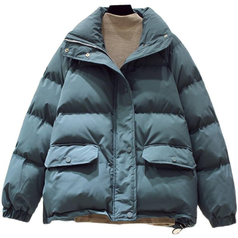 加厚羽绒棉服2020年新款女装冬季外套爆款棉衣棉袄面包服宽松短款