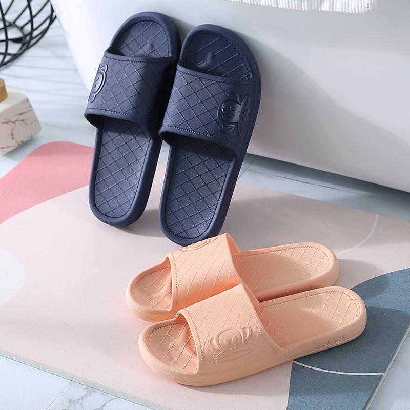 大嘴猴夏季凉拖鞋女士防滑洗澡家用情侣男女夏天室内家居儿童拖鞋