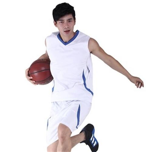 Adult basketball suit mens Vest n streetball short sleeve team uniform mens suit quick dry casual breathable basketball sportswear