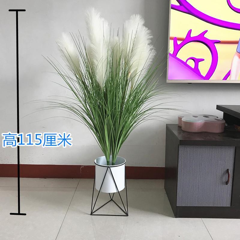 中國代購|中國批發-ibuy99|摆件|橱窗假花装饰家居植花盆摆件影视。拍摄狗道具绿尾巴客厅