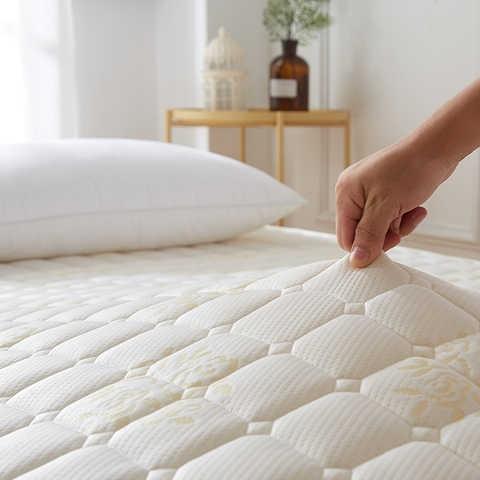 21歀床垫软垫1.8m床租房专用宿舍单人学生宜家家用榻榻米1.2米能