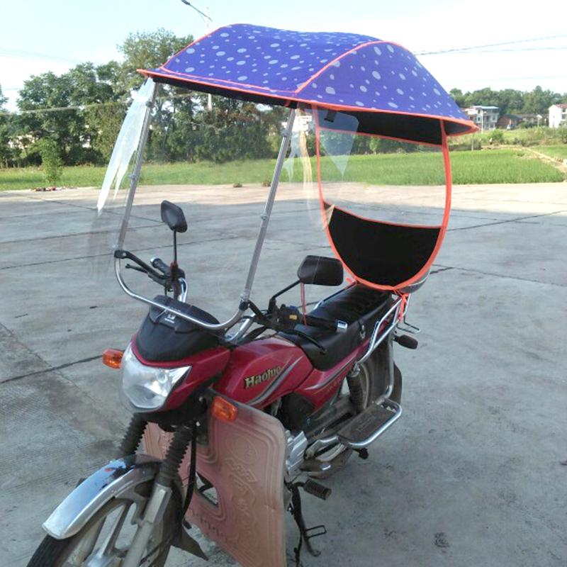 五羊棚田精悍j影150跨騎バイク雨本幌風カバー日傘厚めの車両棚に適用します。