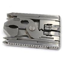 多功能工具钳子瑞士科技折叠钥匙扣随身迷你户外组合便携式螺丝刃