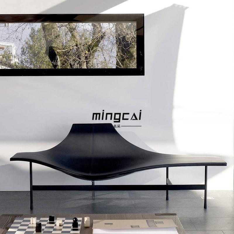 Designer lounge chair FRP chair fashion Massad lounge chair creative leisure sofa