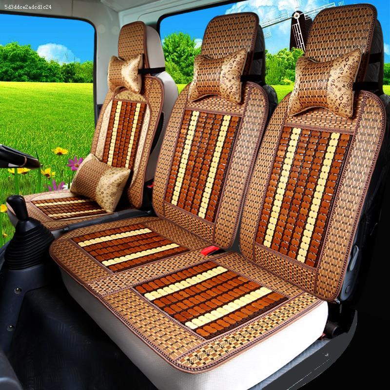 新得意座套a35保迪a32a37v35座椅套南京依维柯都灵17座套竹片凉席