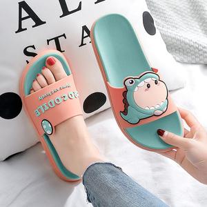 夏季女外穿浴室洗澡防滑家用凉拖鞋