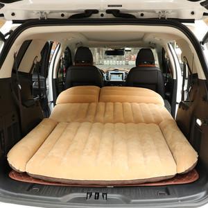 领5元券购买安全带保护车载旅行床傲德自驾游成人后排座充气床垫植绒布车震床