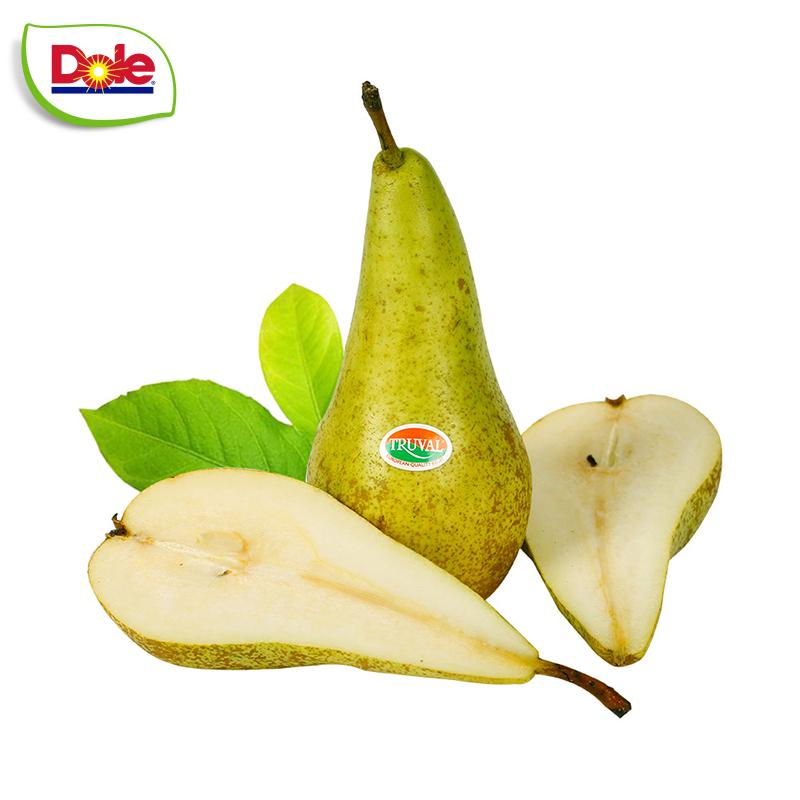 【Dole都乐】比利时进口啤梨8只单果120g  梨婴幼儿儿童辅食水果