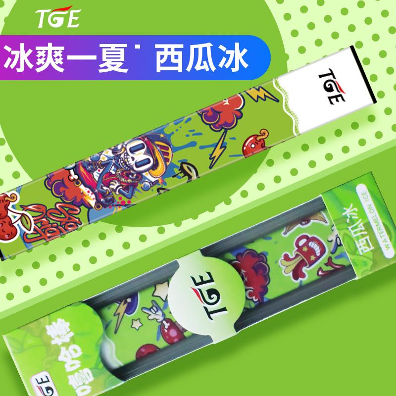 (用39元券)新款m3一次性电子烟口小彩条嘻哈棒