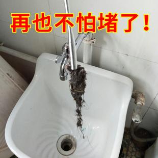 浴室下水道疏通神器垃圾异物夹取器四爪取物器手动管道疏通器神爪