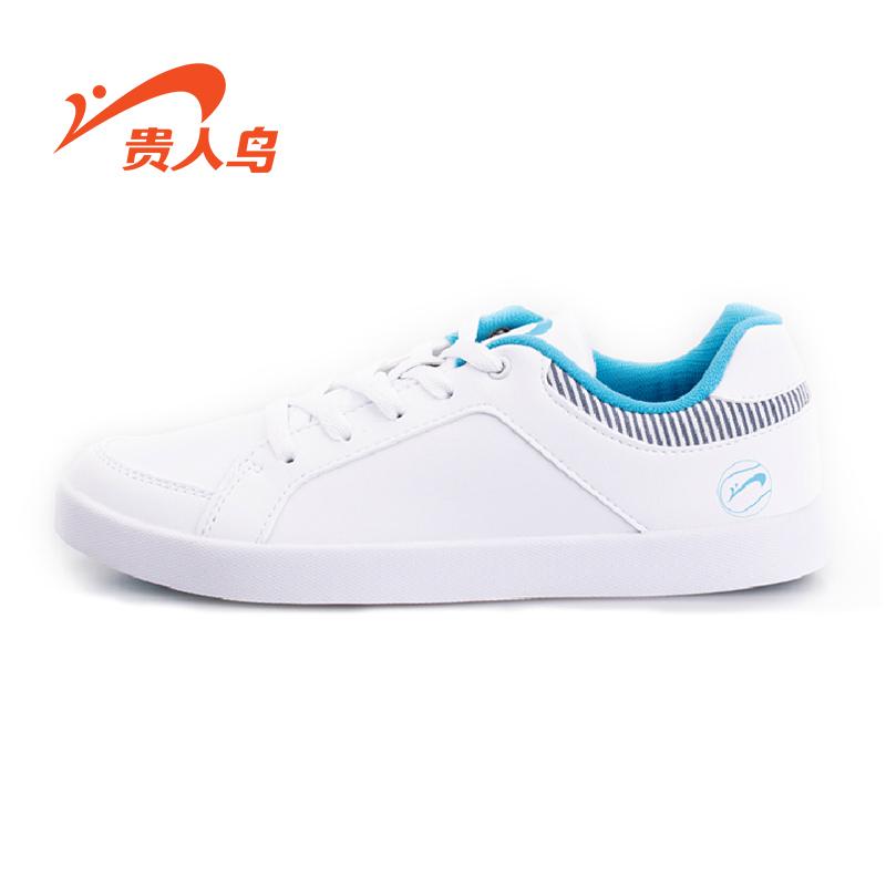 Элегантный птица обувь женская мужская обувь обувь спортивной обуви осенью новый белый затухание теннис обувной низкий спортивной обуви W45336