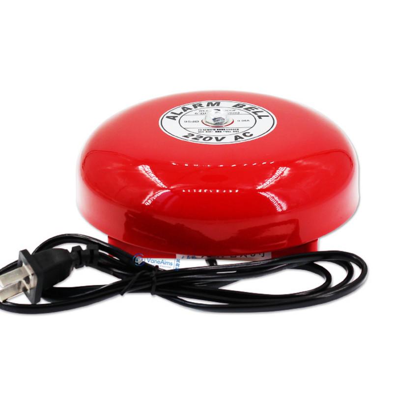 遠距離無線リモコン防水ベル6/8/10インチ消防ベル警報器呼び出し器屋外防雨器