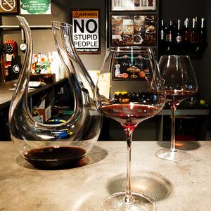 领3元券购买家用大号套装欧式水晶玻璃葡萄酒杯