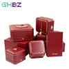 High-end jewelry box ring box on the ring box necklace box bracelet LOVE bracelet box bag