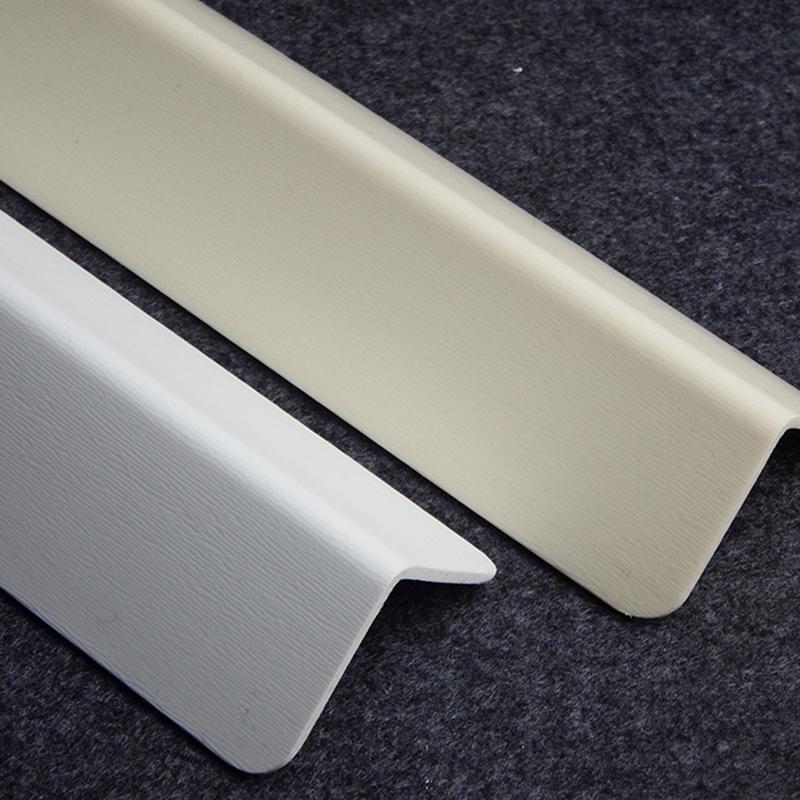 順亮 PVC護角條護牆角保護條免打孔牆角防撞條陽角線條護角貼包郵