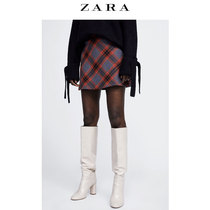 Zara New Womens plaid skirt 08125911802